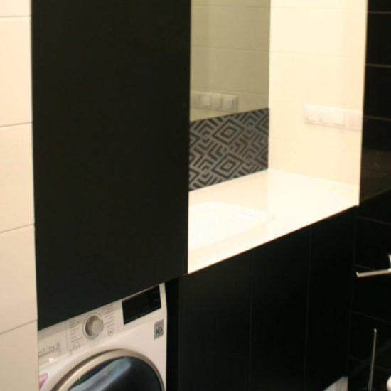 meble łazienkowe zabudowa na wymiar