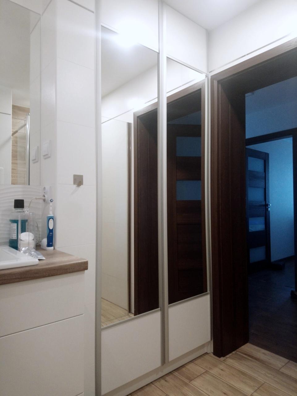 Zabudowa łazienki 1 Gt Meble